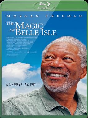 Filme Poster The Magic of Belle Isle BRRip XviD & RMVB Legendado