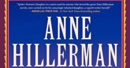 Hillerman, Anne / SPIDER WOMAN'S DAUGHTER 2013 Mystery Suspense Signed 1st ed
