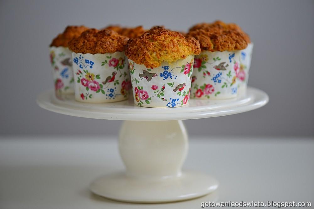 muffinki pomarańczowe od Nigelli