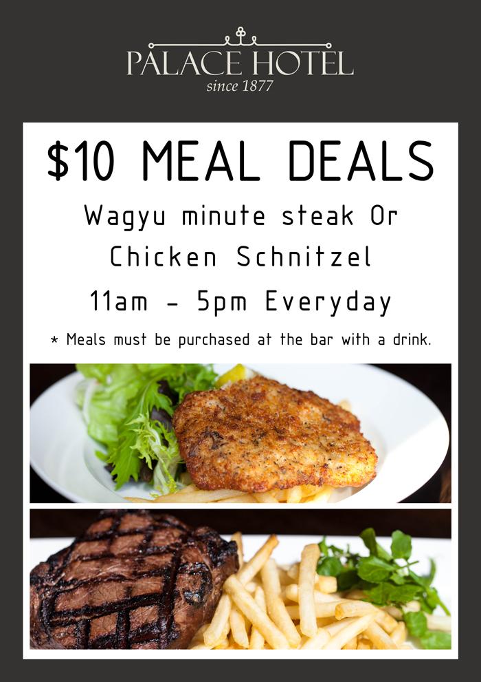 Sydney food deals thursday