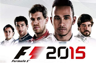 Game F1 2015 Repack Version PC