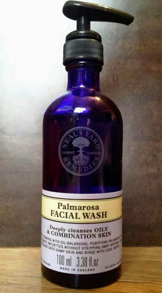 Neal's Yard Remedies - Palmarosa Facial Wash