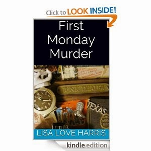 FIRST MONDAY MURDER is NOW Available on KINDLE
