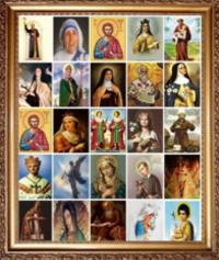 Lista dos Santos da Igreja