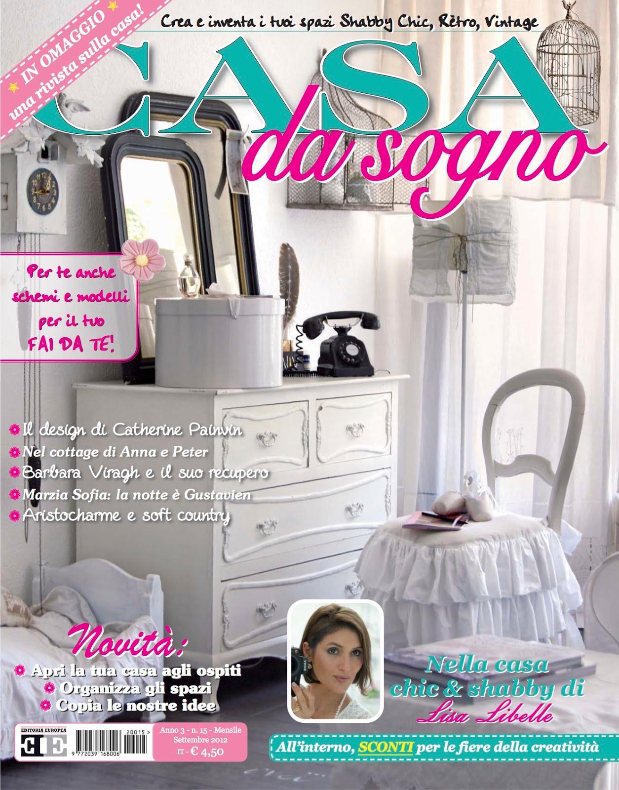 AnnaLISA - LISA LIBELLE in print