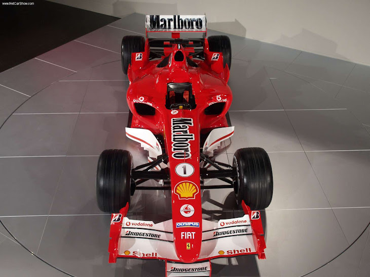 Ferrari F2005 [concept]