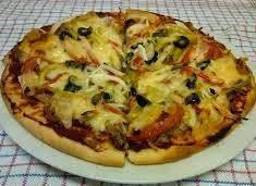 Resep Pizza Tuna Telur