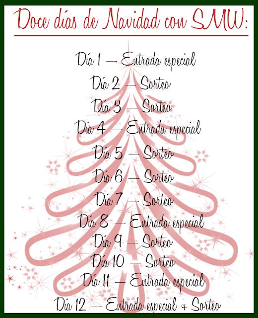 Calendario: Doce días de Navidad