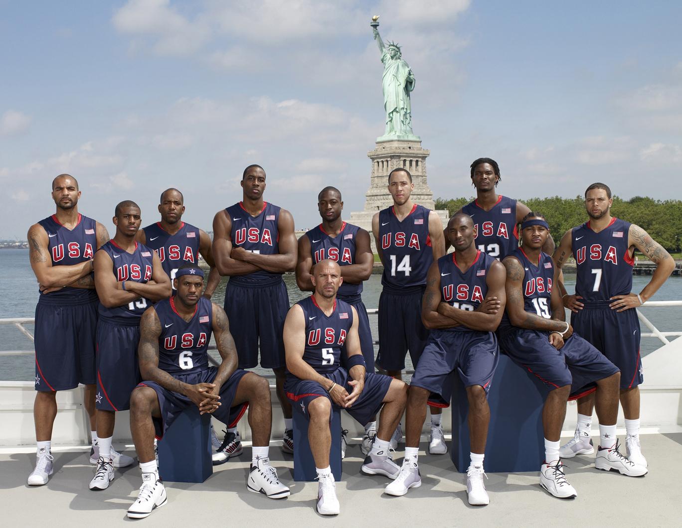 USA Basketball 2012