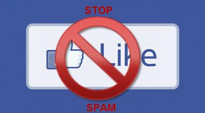 spammers en facebook