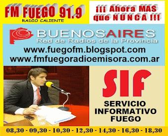 Servicio Informativo Fuego