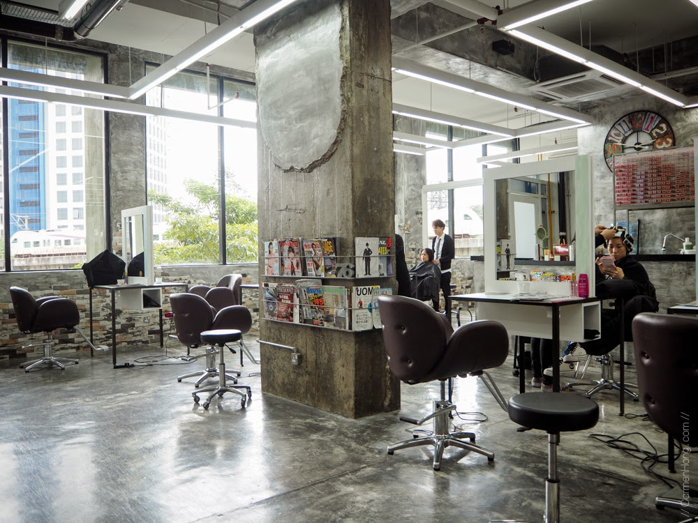 Natural Hair Salons Near Cameron Village
