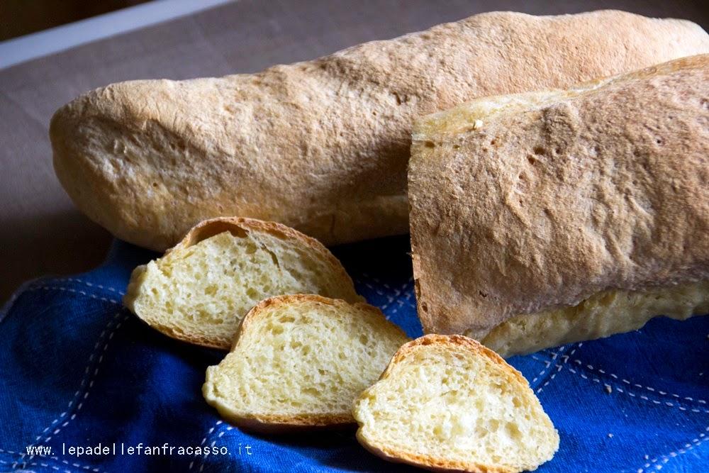 ricetta pane di semola rimacinata di grano duro