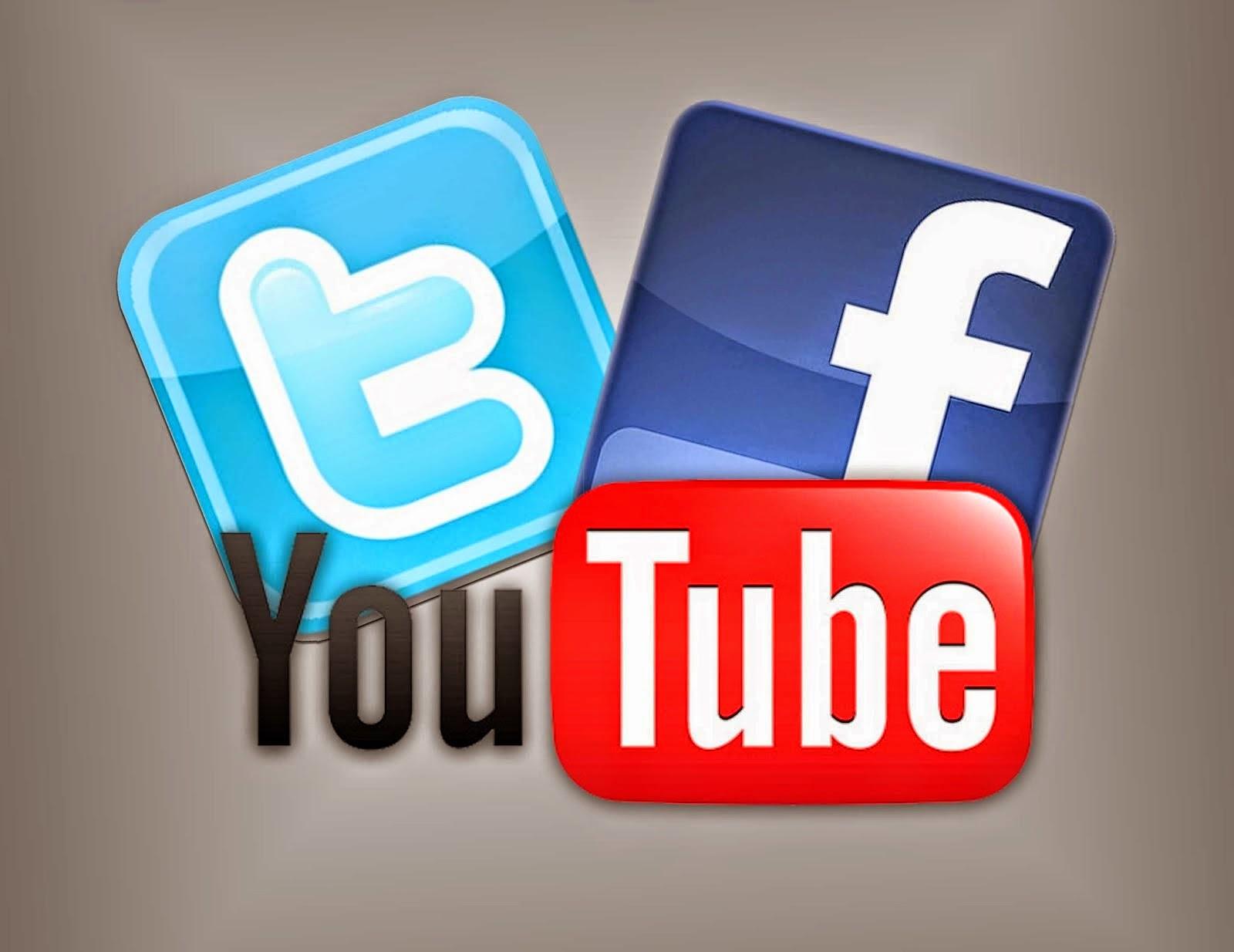 الربح من الفيسبوك وتويتر و يوتيوب