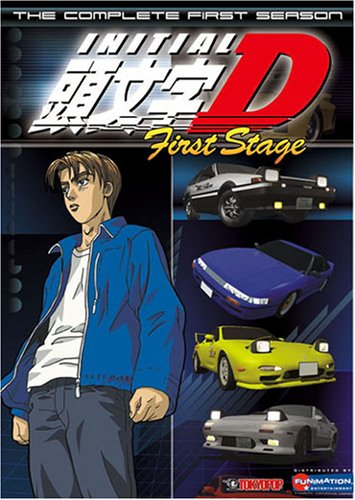 Initial D the Movie Legend 1: Awakening Subtitle Indonesia