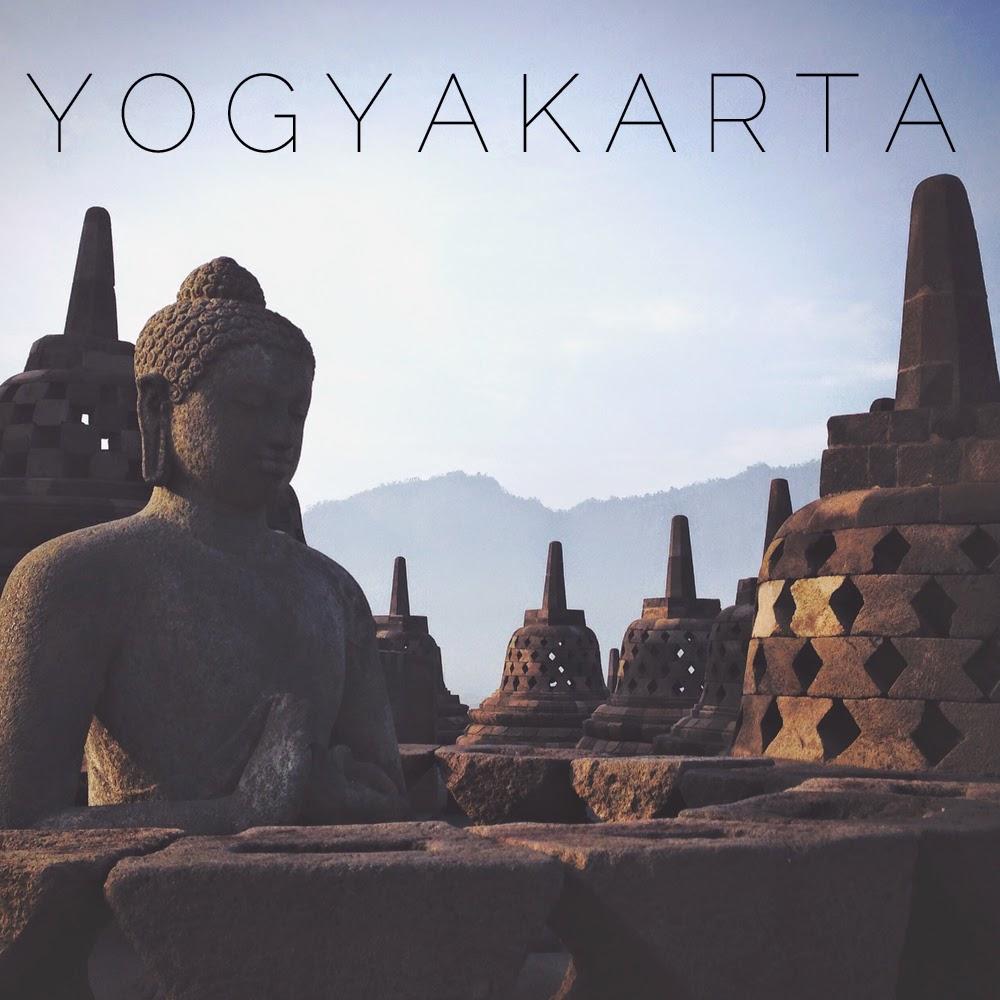 ESCAPE TO YOGYAKARTA