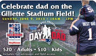 Field Day with Dad