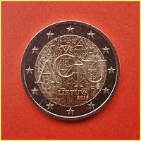 LITUANIA 2 Euros 2015