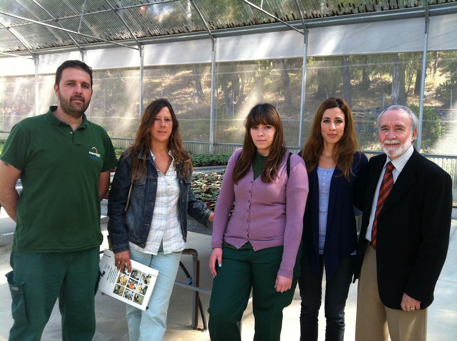 Plataforma del voluntariado de marbella for Formacion jardineria