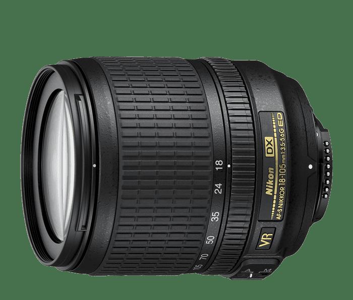 Kit Lens Nikon 18-105mm