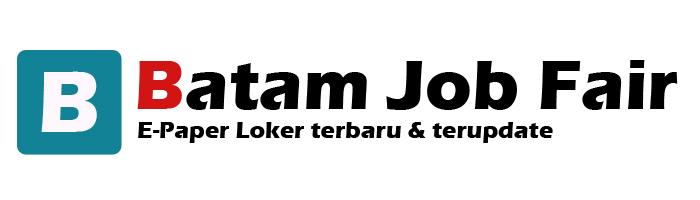 Loker Batam - Batam Jobfair