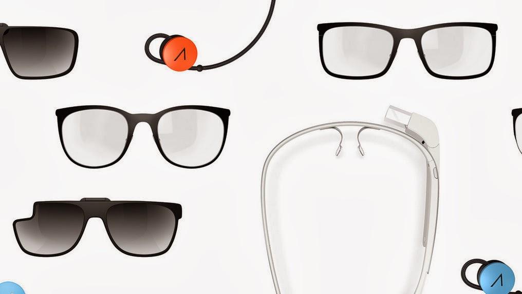 Los nuevos marcos de Google Glass se ven normales y permiten usar ...