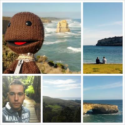 Viaje a Australia. Día 4: Los 12 apóstoles
