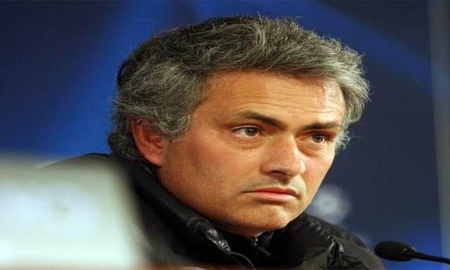 Chelsea are not title challengers, says Mourinho