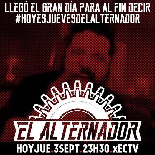 EL ALTERNADOR (Ecuador)