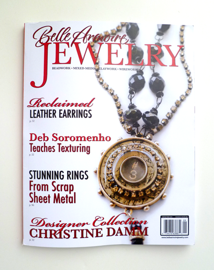 Jewelry Magazine Article Jewelry is a Magazine