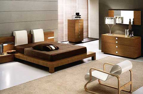 Modern Bedroom Decorating Ideas on The Furniture Today  Modern Bedroom Decorating Ideas