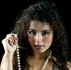 Modelo Sally Portocarrero