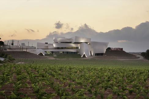 Jmp arquitectos bodegas darien logro o hic arquitectura - Arquitectos logrono ...