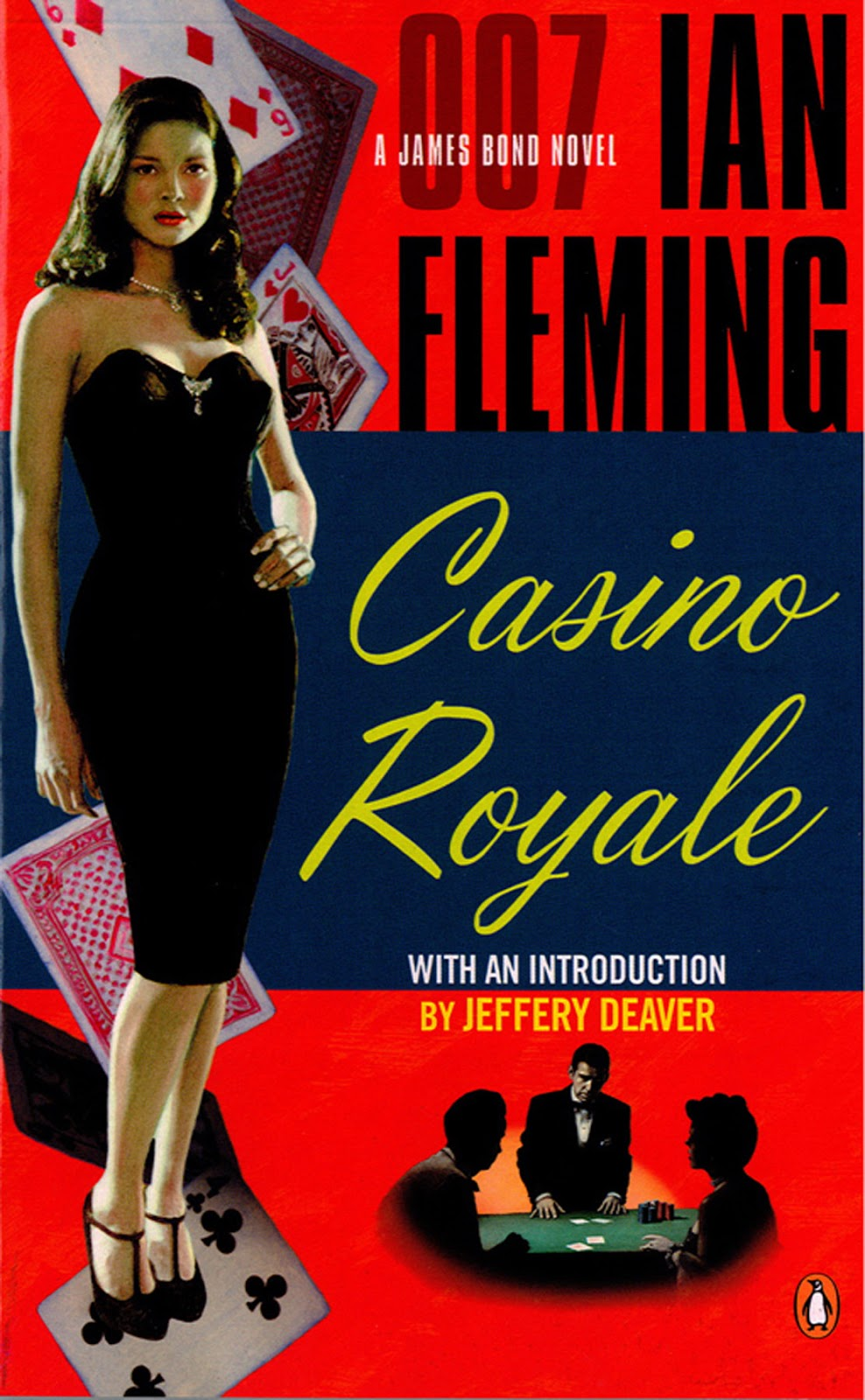 casino royale novel