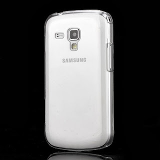 Clear Transparent Crystal Case for Samsung Galaxy S Duos S7562 S7560 S7560M