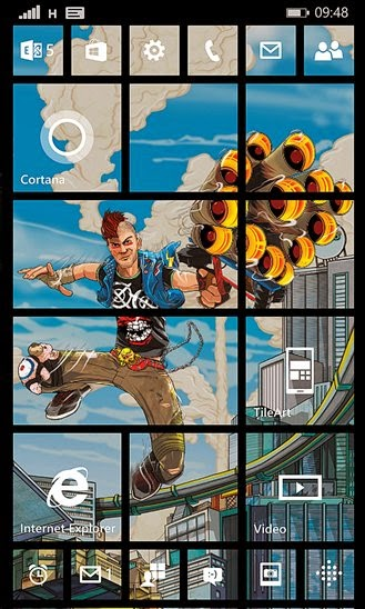 Microsoft launches #TileArt app for Windows Phone
