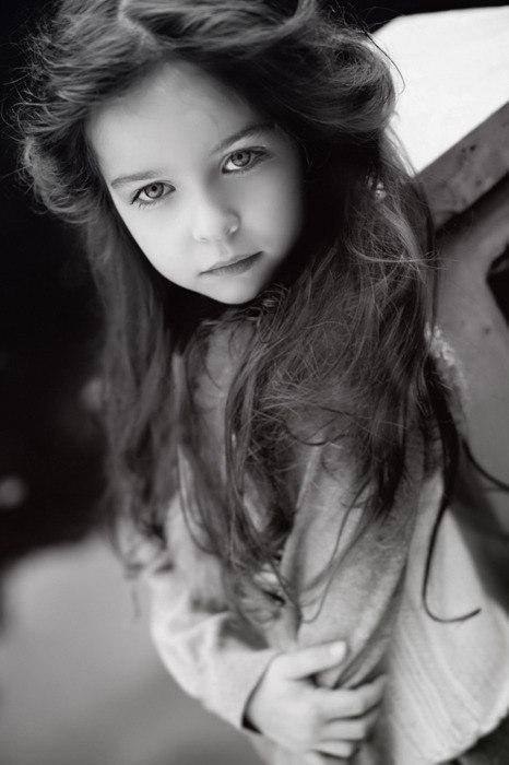 Красивые дети модели