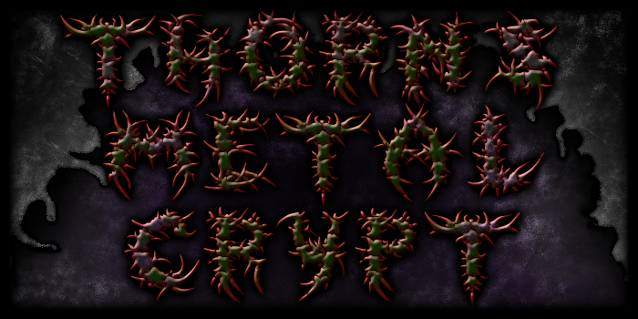 Skeletal Spectre  Thorns