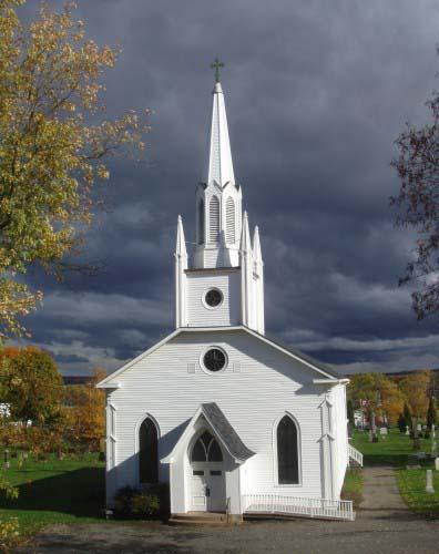 kesaksian gambaran tuhan tentang gereja tuhan di bumi