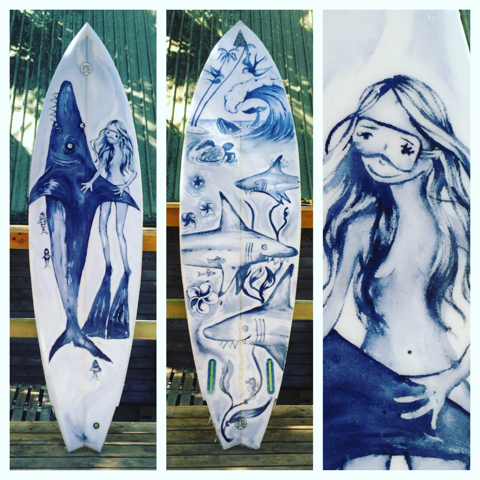 Model 15- Shark Girl