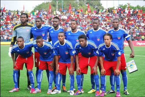 Haiti Squad for 2013 CONCACAF Gold Cup