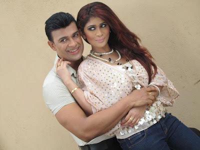 Ranja Ramanayake and Anarkali Akarsha Photos