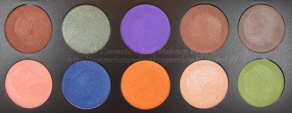 Neve Cosmetics - Makeup Delight Palette - cialde