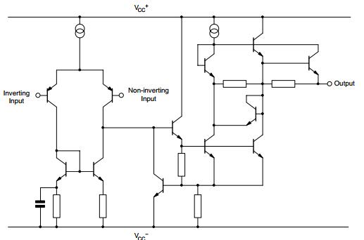 amplifiercircuits com  operational amplifier