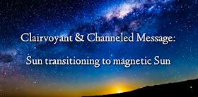 Aluna Ash- 9D: Das Event, Pol Sprung, 4D / 5D Magnetische Sonne 2021, kollektives Erwachen