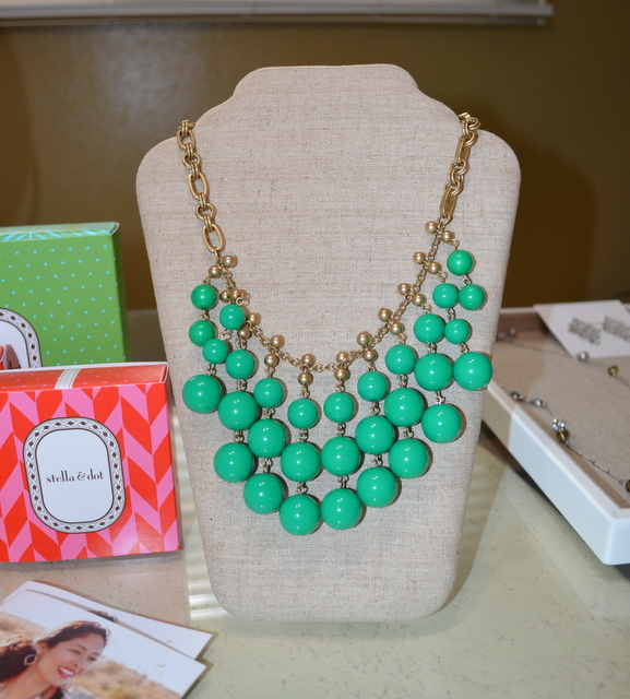 Stella & Dot, Jolie Necklace