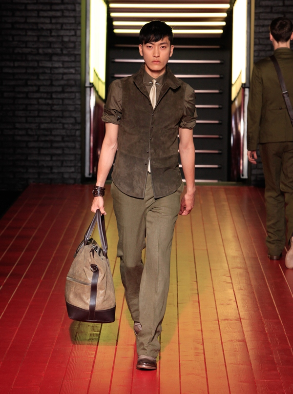 John Varvatos S/S 2013 Men Collection -7