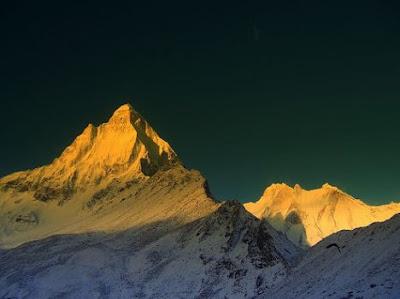 mountain Garhwal Himalaya Tourism