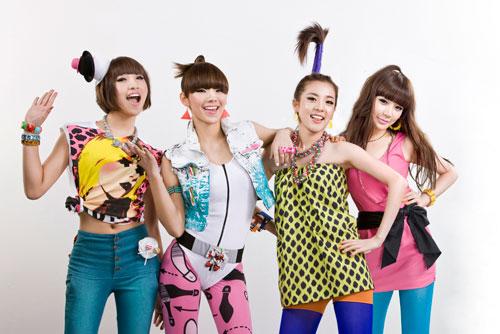 BINTANG KOREA BAKAL GAMATKAN MAMA 2011