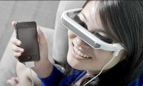 iOS Video Glasses